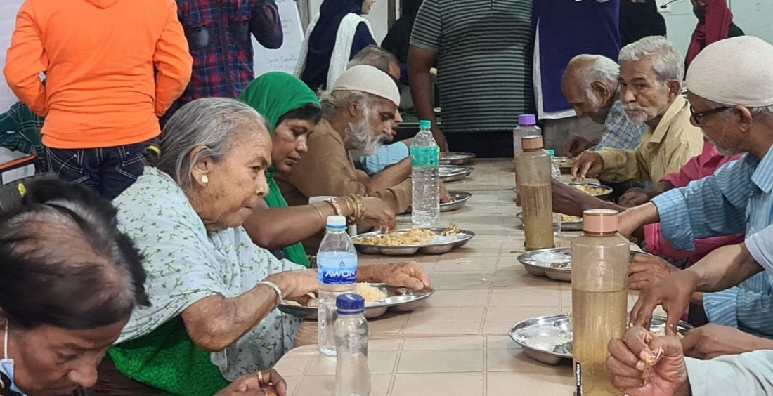 Fatima Old Age Lunch